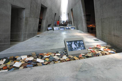 Justice will Rupture the Mountain- The New Yad Vashem ...